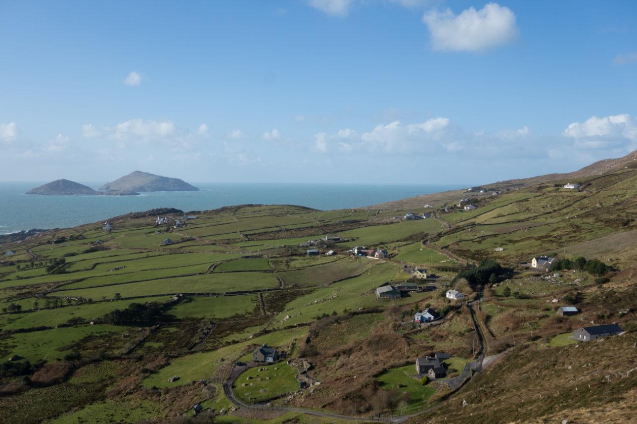 Irland Im Februar