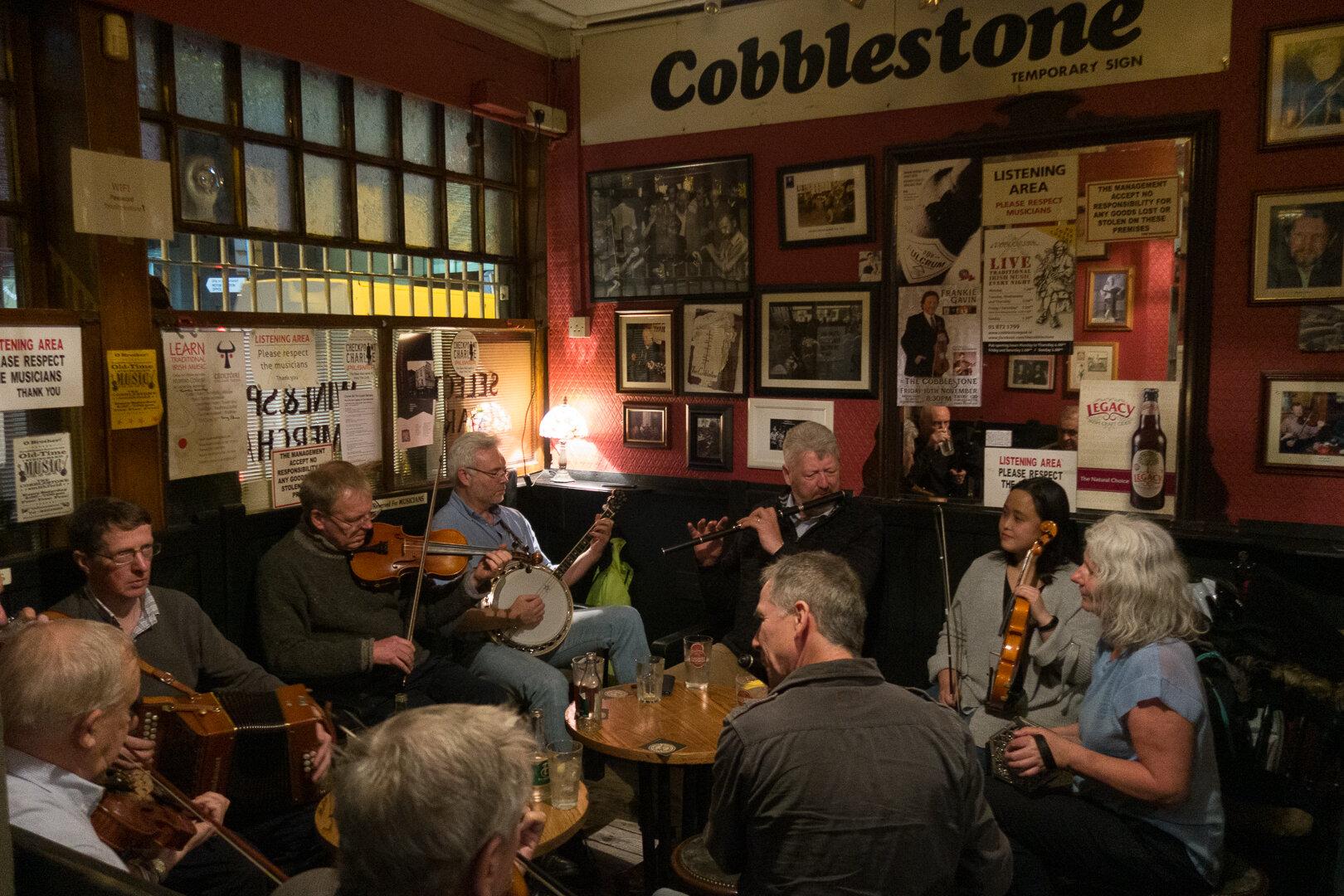 Pub Cobblestone