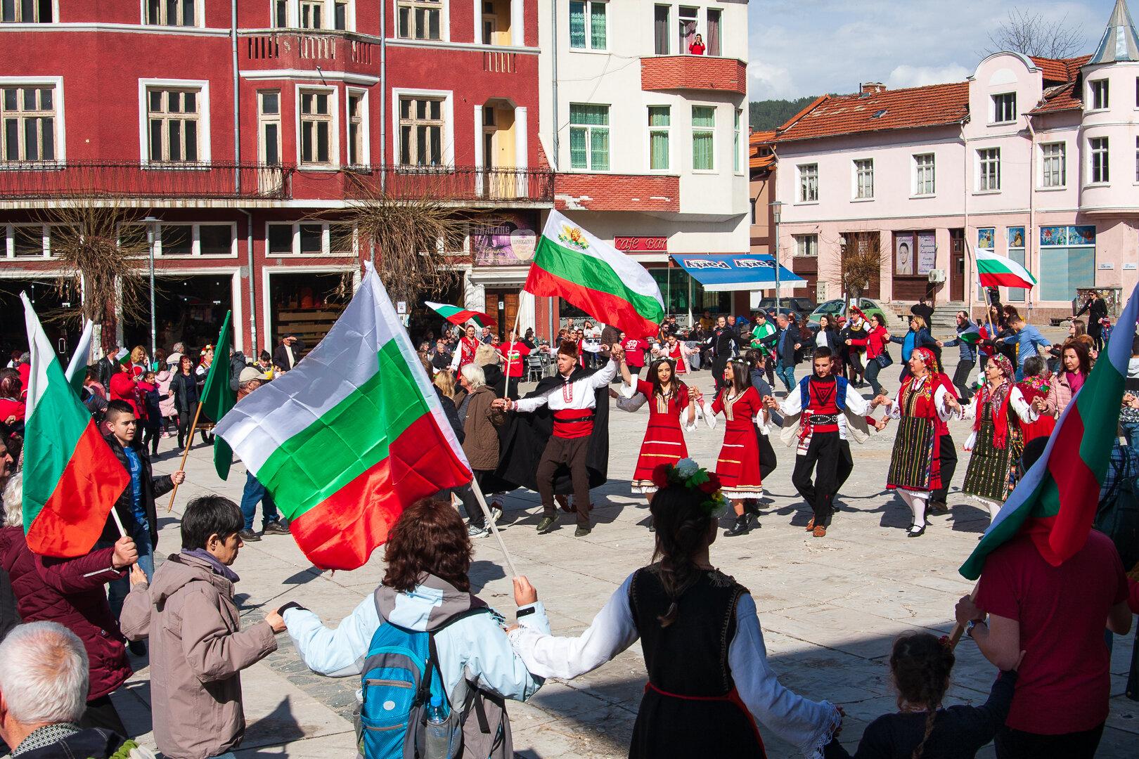 Tanz in Jakoruda