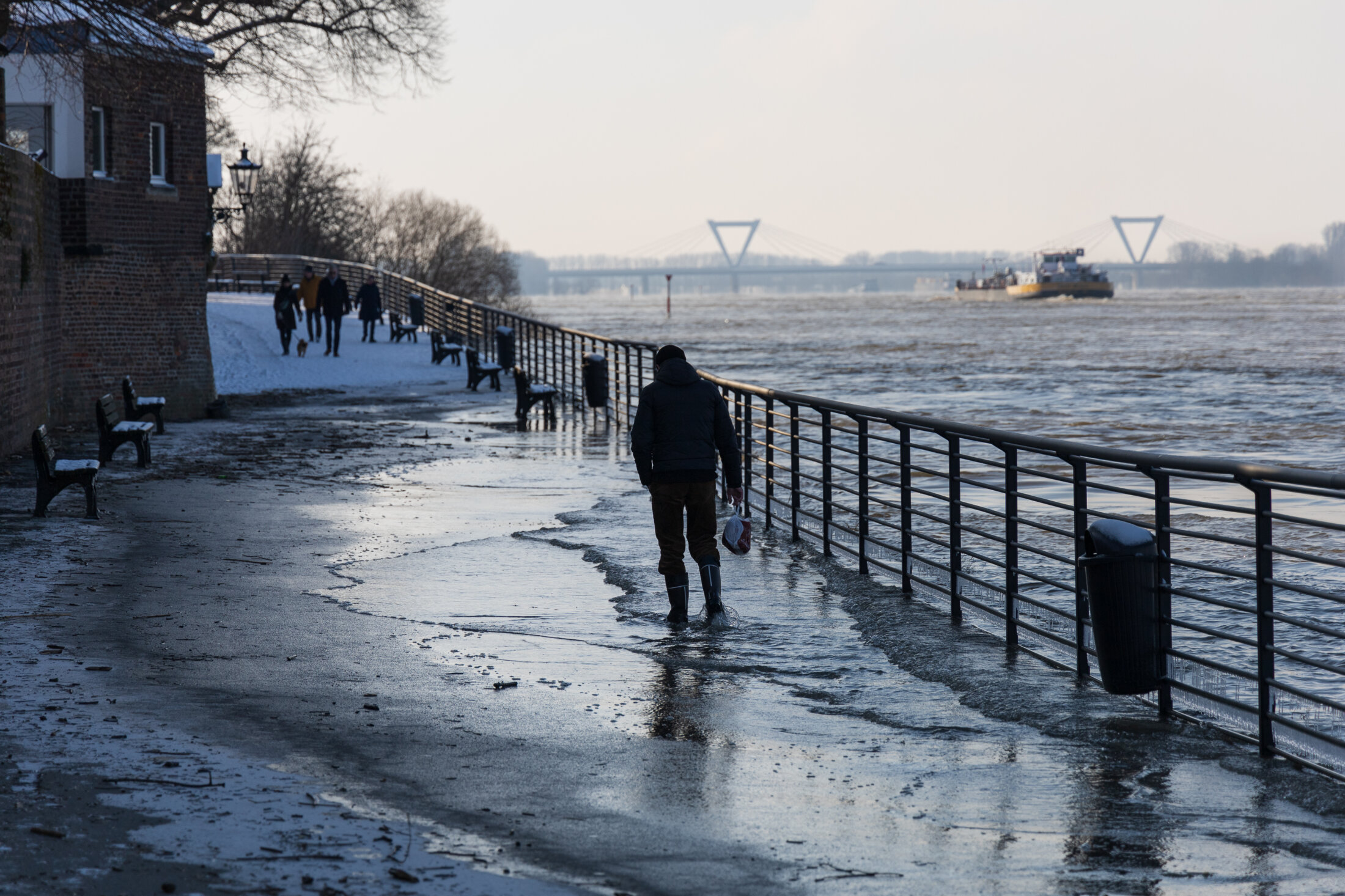 Rhein-Promenade