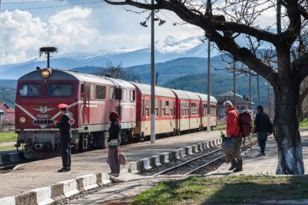 Bahnhofsvorsteher Dagonowo
